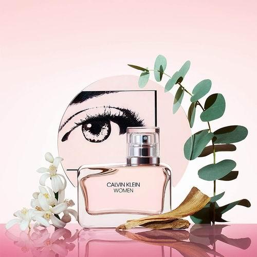 Calvin Klein 花香型木质麝香调 女用香水 100毫升  60.7加元,原价 119加元,包邮