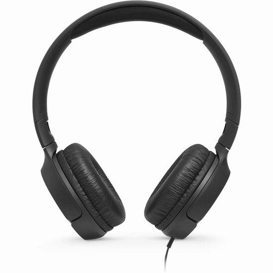 历史新低!JBL Tune 500 头戴式有线耳机5折 24.98加元!