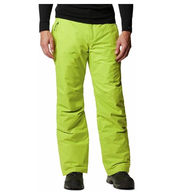 Columbia  Bugaboo II 男士雪裤 36.66加元(S码),原价 107.91加元,包邮