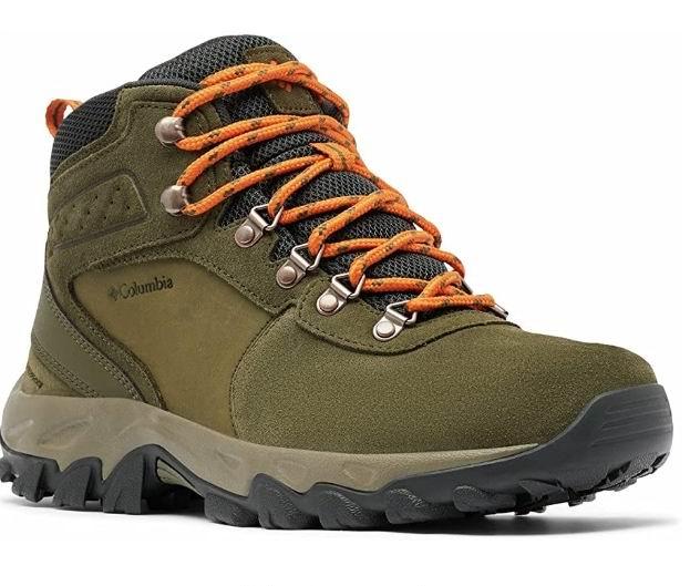 Columbia Newton Ridge Plus II 男士防水麂皮短靴 87.38加元(10.5码),原价 140加元,包邮