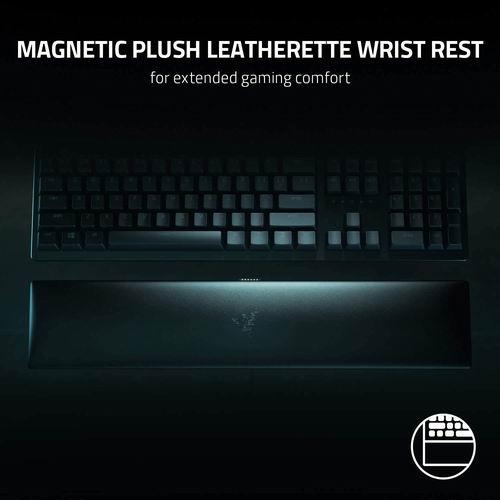 史低价!Razer Huntsman V2 Analog 雷蛇猎魂光蛛V2 模拟光轴游戏键盘 7折 229.99加元,原价 329.99加元,包邮