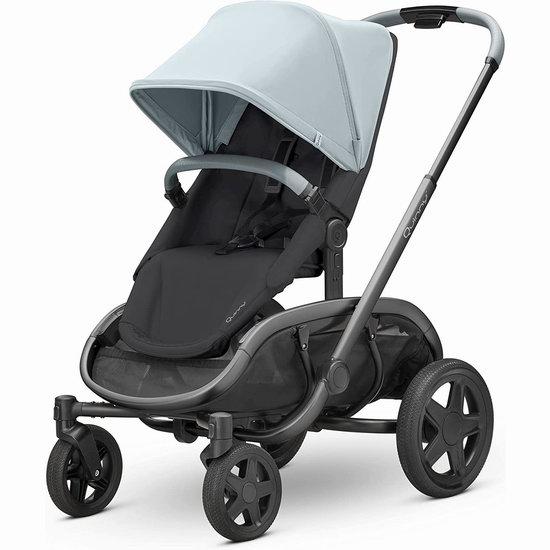 历史新低!Quinny HUBB 超酷时尚百变 单人/双人 婴儿推车4折 399.99加元包邮!2色可选!