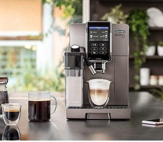 De'Longhi Dinamica Plus 全自动咖啡机 1439.99加元,原价 1999.99加元,包邮