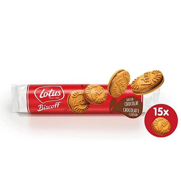 Lotus Biscoff 焦糖夹心饼干 2.99加元