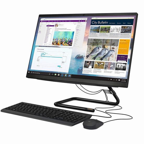 Lenovo 联想 IdeaCentre AIO 3 23.8英寸 台式电脑一体机(16GB, 512GB SSD) 739.57加元包邮!