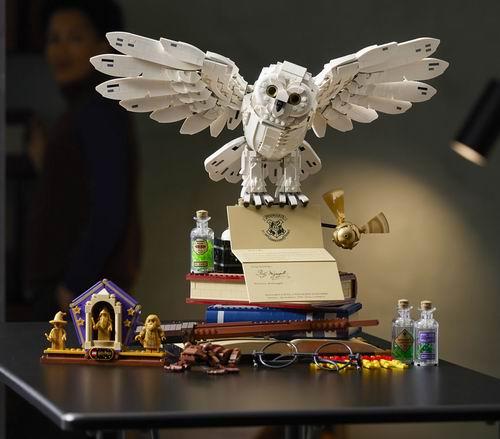新品 Lego 乐高 76391 哈利波特 霍格沃茨经典藏品 349.99加元