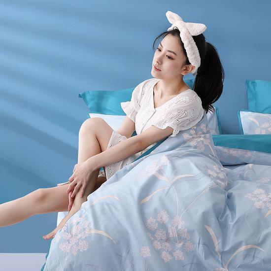 白菜价!精选Hotel Collection、GlucksteinHome 等品牌高颜值床上用品3折起+额外满减10加元!