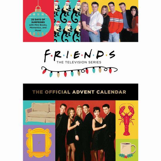 新品预售:Friends 老友记 圣诞倒数惊喜纪念套装6.6折 26.42加元!