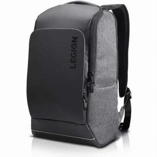 白菜价!历史新低!Lenovo 联想 Legion Recon 15.6英寸时尚双肩背包3.5折 29.99加元清仓!