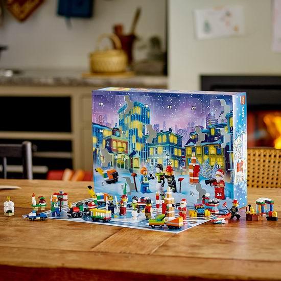 手慢无!历史新低!LEGO 乐高 60303 城市组 圣诞倒数日历(349pcs)8折 31.99加元!