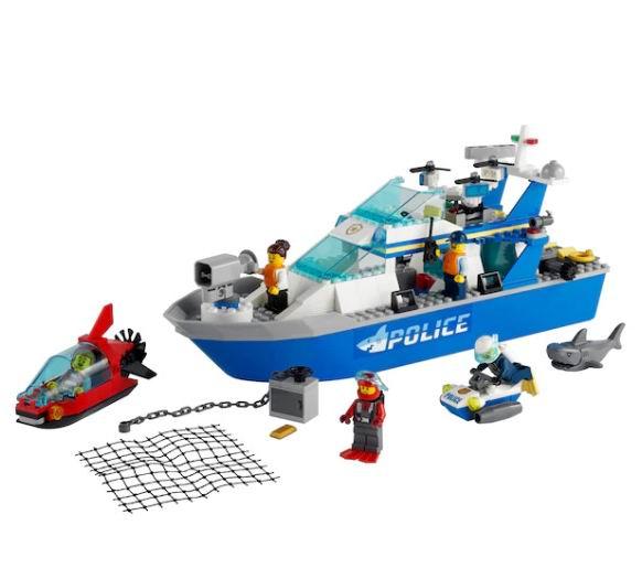 精选 Lego 乐高City系列 积木全场8折,折后低至 11.99加元