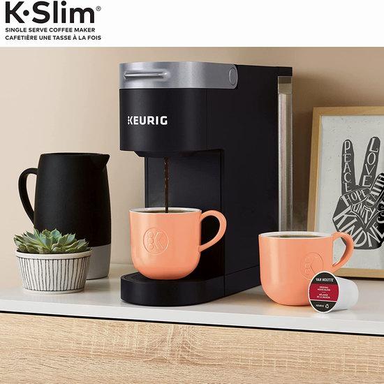 Keurig K-Slim 单杯胶囊咖啡机 7.5折 98加元包邮!