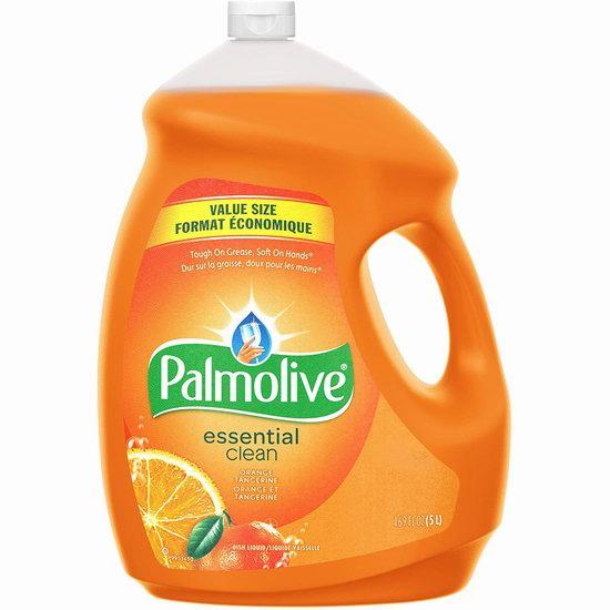 历史新低!Palmolive 温和不伤手 果香味洗洁精(5升)6.5折 7.56加元!