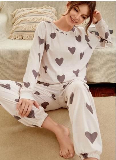 小仙女的睡衣也要精致哦!Shein 可爱印花、卡通、蕾丝、抓绒睡衣套装 8加元起