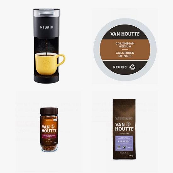 金盒头条:精选 Keurig、Van Houtte 胶囊咖啡机、咖啡胶囊、速溶咖啡、咖啡豆、咖啡粉5.3折起!