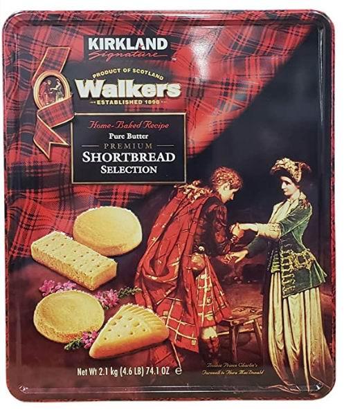 Kirkland Signature 优质脆饼礼盒装 43.85加元,原价 53.3加元,包邮
