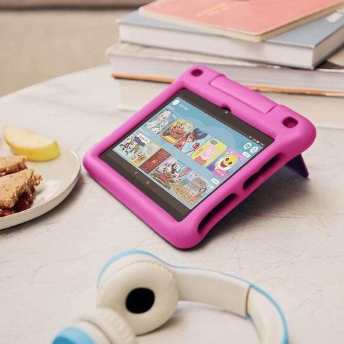 Fire HD 8英寸  32 GB 儿童专用平板电脑 129.99加元,原价 179.99加元,包邮