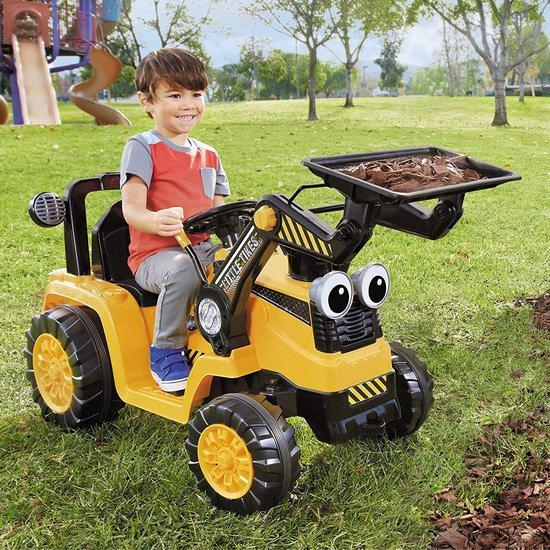 历史新低!Little Tikes 小泰克 Cozy Dirt 儿童电动挖掘机 246.15加元包邮!