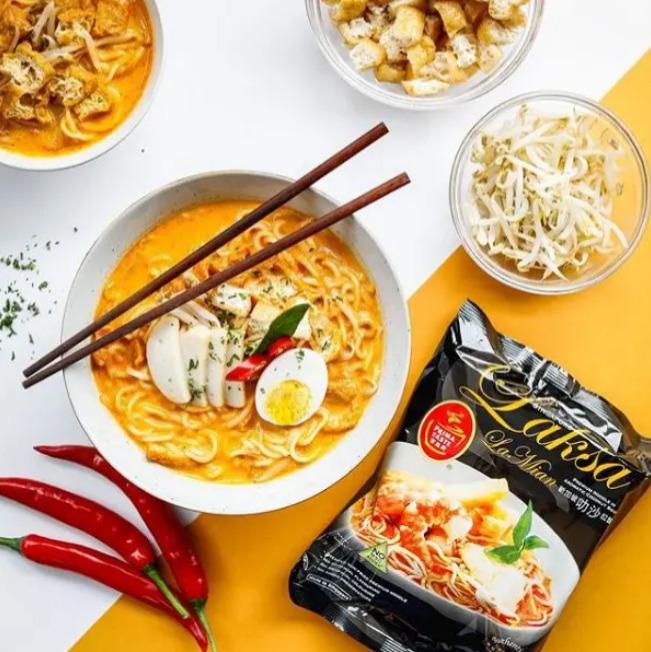 全球最好吃的方便面!Prima Taste 新加坡百胜厨方便面 3.99加元起特卖!