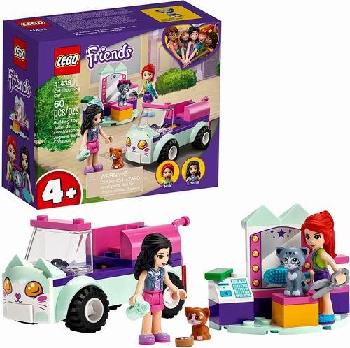 LEGO 乐高 41439 猫咪美容车 11.87加元,原价 13.99加元