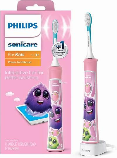 Philips Sonicare 系列智能牙刷、水牙线 、替换刷头6.2折 24.97加元起
