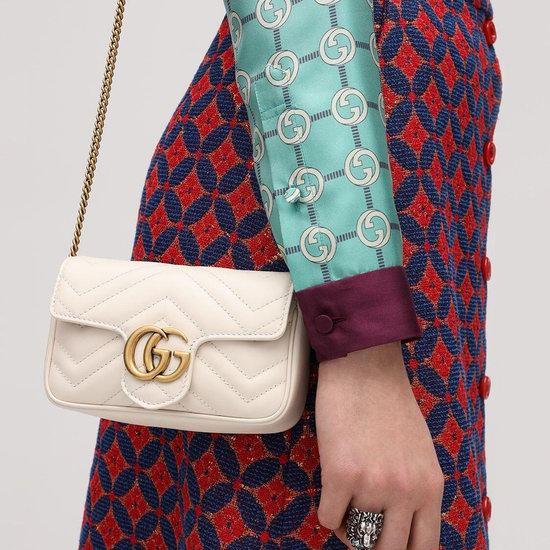 Gucci 古驰双G腰带、链条包、锁扣包、酒神包、乐福鞋、小白鞋、连裤袜等定价优势,低至4.4折!