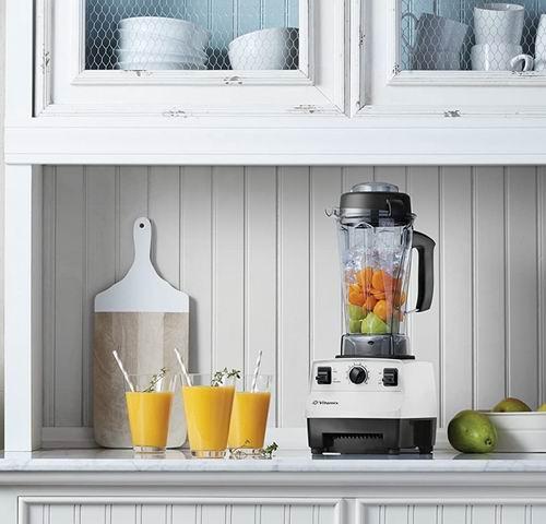 Vitamix 维他美仕 5200 全营养破壁料理机 456.17加元(原价 560加元)!全能料理,骨头轻松打成渣!