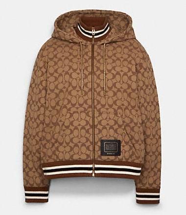Coach X Jennifer Lopez 联名限量款美包、大衣、夹克 、配饰 40.8加元起热卖
