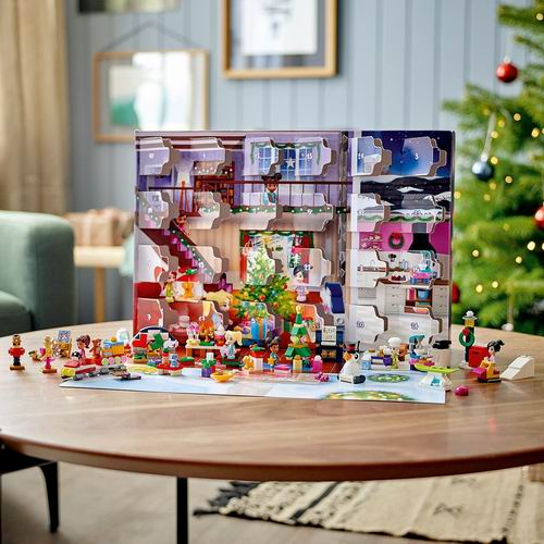 Lego 乐高 圣诞倒数日历积木套装 34.93加元,原价 39.99加元