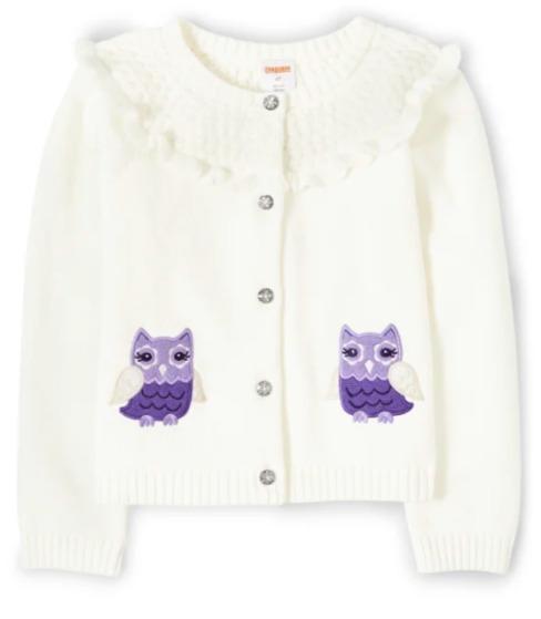 Gymboree 清仓区儿童秋季开衫、毛衣、夹克 3折起+包邮