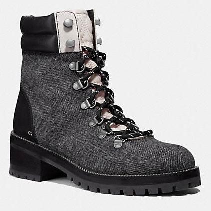 Coach Outlet Lorren 女士短靴 3折 82.5加元,原价 275加元,包邮
