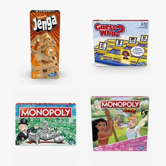 金盒头条:精选大量 Hasbro 孩之宝儿童益智玩具、桌面游戏、棋牌游戏等5.6折起!低至7.87加元!