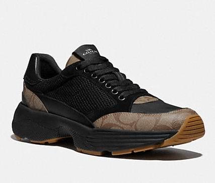 Coach Outlet C152 Tech男士跑鞋 75加元(8.5/11码),原价 250加元,包邮