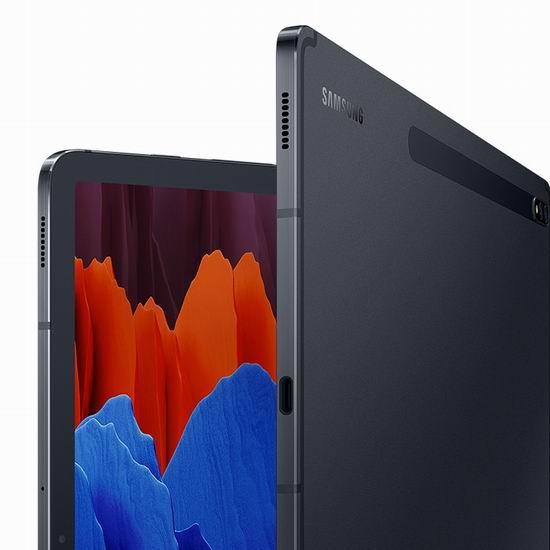 历史新低!新品 Samsung 三星 Galaxy Tab S7 FE 12.4英寸 平板电脑7折 469.99加元包邮!2色可选!