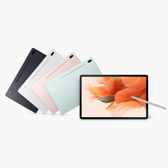 历史新低!新品 Samsung 三星 Galaxy Tab S7 FE 12.4英寸 平板电脑+触控笔套装 479.99加元包邮!