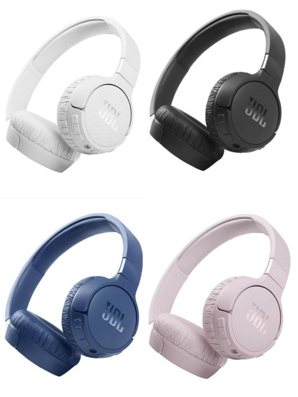历史最低价!JBL Tune 660NC 无线主动降噪耳机 99.98加元(原价 139.98加元),多色可选!