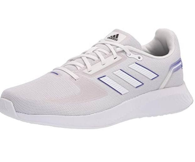 adidas Runfalcon 2.0男士跑鞋 45.84加元(6.5/7码),原价 102加元,包邮