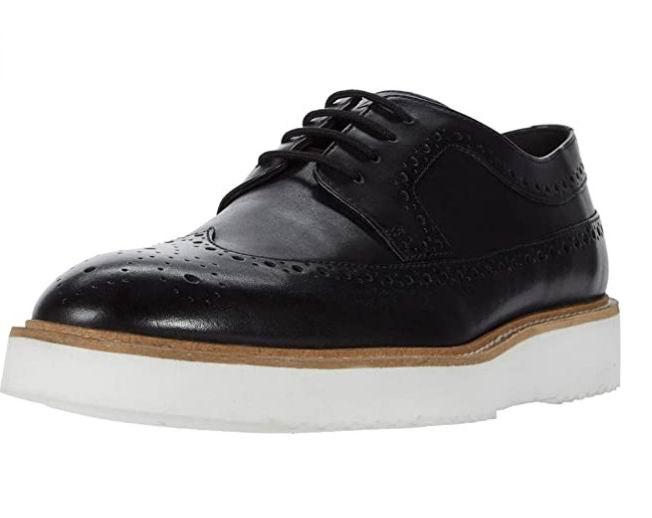 Clarks Ernest Limit 男士休闲鞋 54.98加元(9.5码),原价 102.91加元,包邮